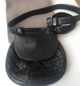 Напоясная сумка Bottega Veneta оригинал