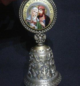 Колокольчик Петр и Феврония Муромские