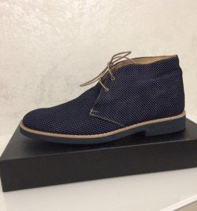 Новые ботинки,р(43), Италия