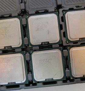 6 Процессоров Intel Xeon для Socket 775