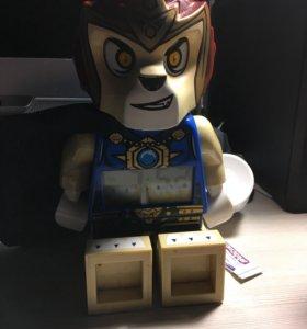 Лего CHIMA будильник