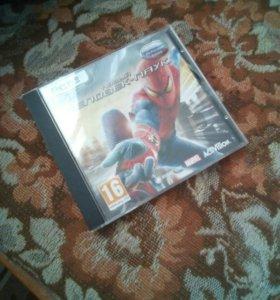 Диск новый человек паук