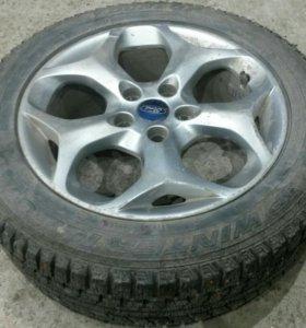 Колеса Форд r16