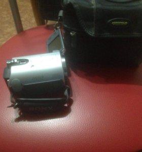 Видеокамера цифровая на жестком диске