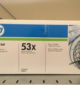 Картридж HP 53X