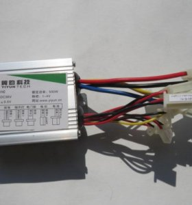Регулятор бк мотора на 500W YK31C 36 вольт