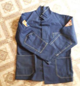 Спец.одежда новая, куртка.