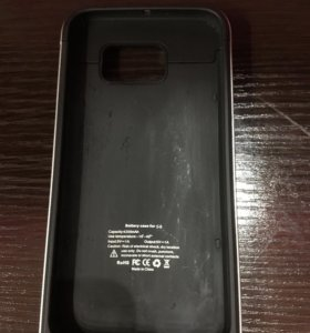 Чехол зарядка Samsung S6