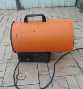 Тепловая газовая пушка