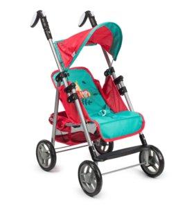 Новая коляска для куклы «Demi Star»