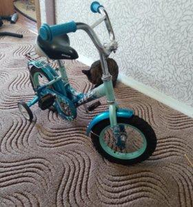 "Велосипед stels 12"""