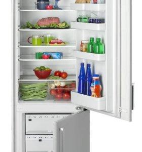 Холодильник TEKA встраиваемый не рабочий