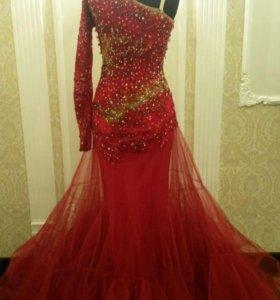Платья для спортивно-бальных танцев
