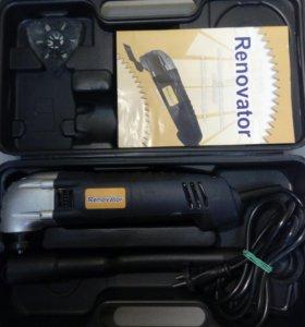 Реноватор oscillating multi tool kit+набор насадок