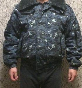 Куртка «цифра»
