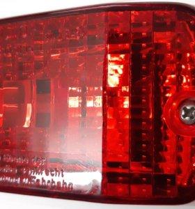 Задние противотуманные фонари для мерседес 123 уни