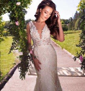 Свадебное платье рыбка Mila Nova