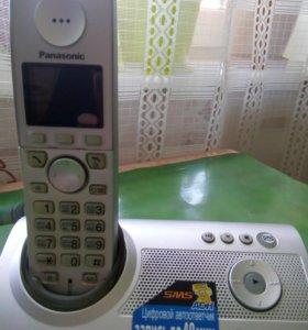 Цифровой беспроводной телефон с автоответчиком мо