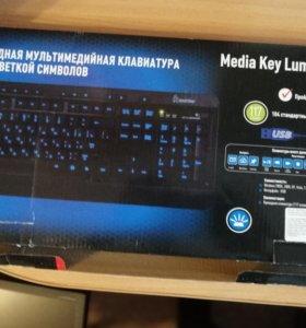 Светодиодная клавиатура Smartbuy