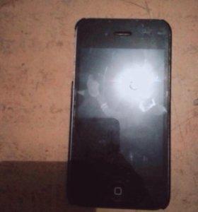 Айфон 4(s) на запчасти