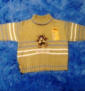 Новый детский свитер!