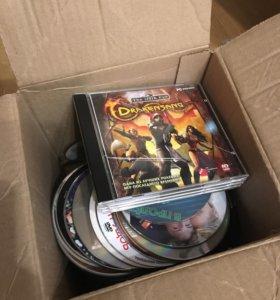Коробка дисков