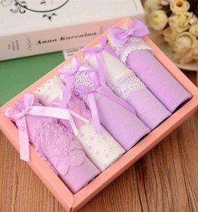 Подарочный набор женских трусиков