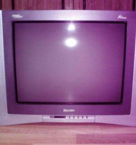 Телевизор+приставка