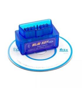 OBD II, obd 2, elm 327 Bluetooth диагностика