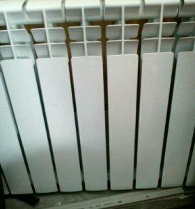 Алюминевые радиаторы