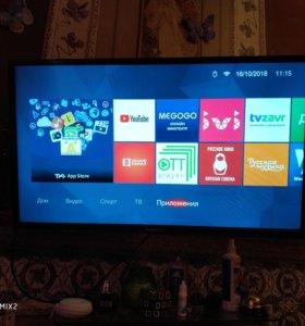 Телевизор с Wi Fi SMART TV