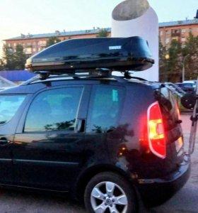 Автобокс Thule Touring 200 - аренда