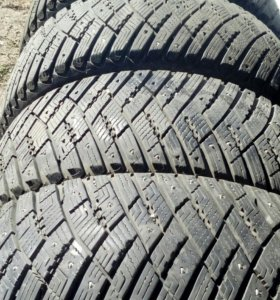 Зимние шины Goodyear, R16, 205/55, 4 шт