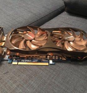 Видеокарта Nvidia GTX 660