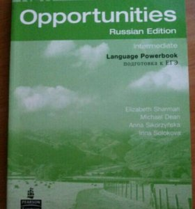New Opportunities . Intermediate