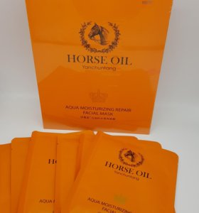 Маски для лица HORSE OIL