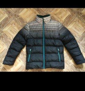 Мужская зимняя куртка xxl