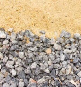 Песок, Щебень 5-20 и 20-40, Отсев