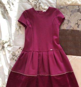 Платье нарядное, р. 128