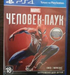 Игра ps4 Человек-паук