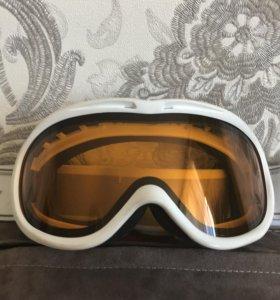 Очки горнолыжные и для сноуборда