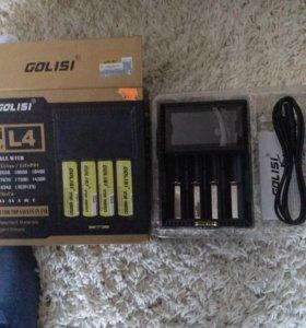 Зарядное устройство Original GOLISI L4
