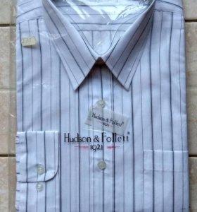 Новые мужские рубашки с длинным рукавом
