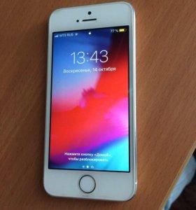Продам IPhone 5s Silver