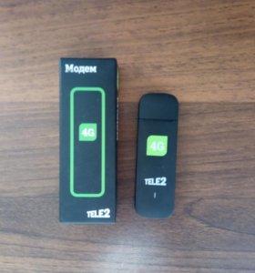 Модем 4G TEL2