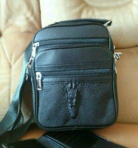 Новая сумка + подарок