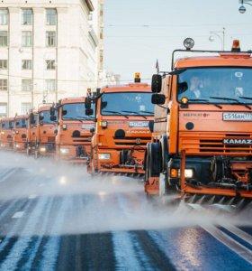 Водители, машинисты дорожно-коммунальной техники