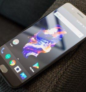 Смартфон OnePlus 5 6GB/64GB (серый)