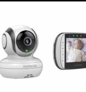 Видеоняня Motorola MBP36S. Возможен торг.