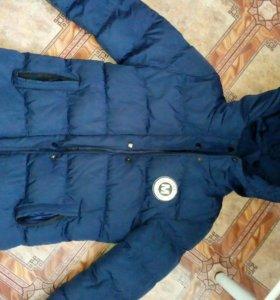 Куртка зима подростковая 13-15 лет